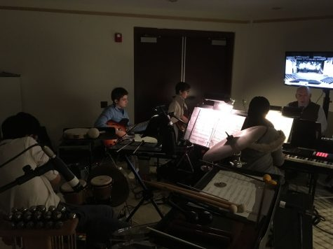 Behind the Scenes of the Pit Orchestra for Once on This Island