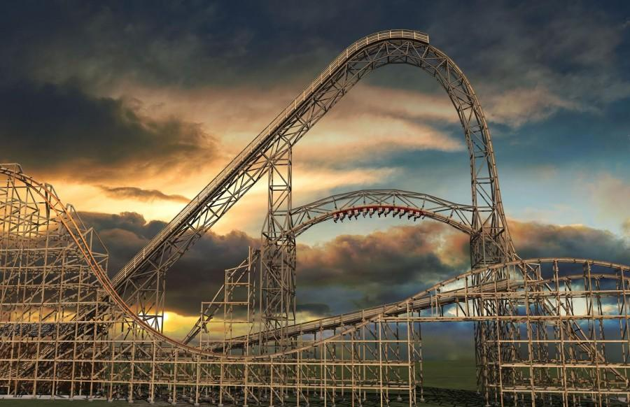 Six Flags Great America unveils new roller coaster Goliath