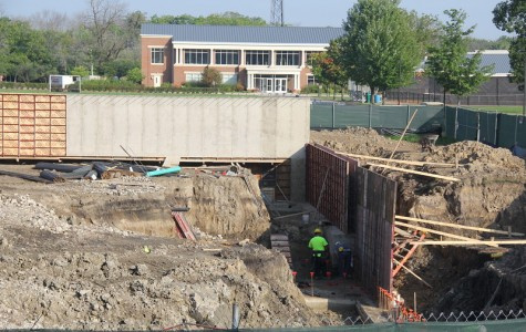 Student Union Building still on schedule despite surprise issues