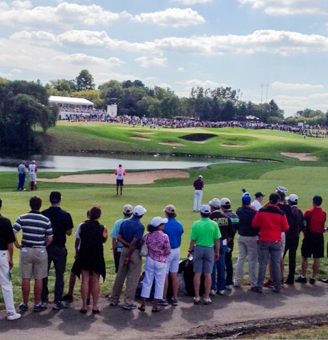 7 hours at the BMW Championship