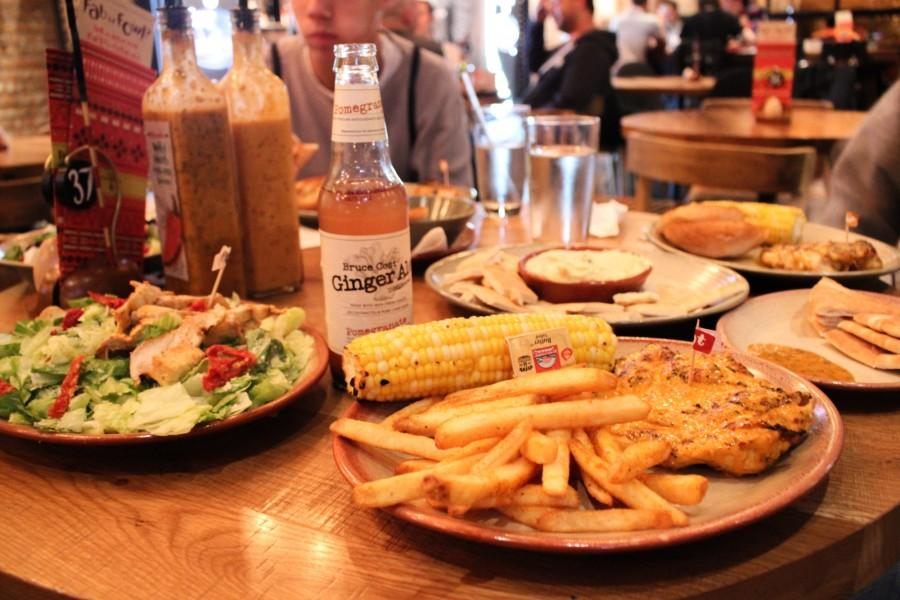 A Night Out With The Lads: Nando's Peri-Peri