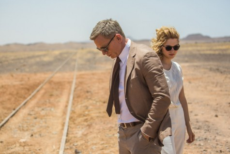 Daniel Craig;Lea Seydoux
