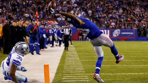 Odell Beckham Jr. will try to bounce back from a poor week 4 performance. Photo Courtesy of NBC.