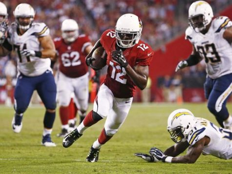 Look out for John Brown to have another high scoring week in fantasy. Photo Courtesy of NBC Sports.
