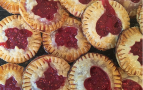 raspberry hand pies: from farm to table