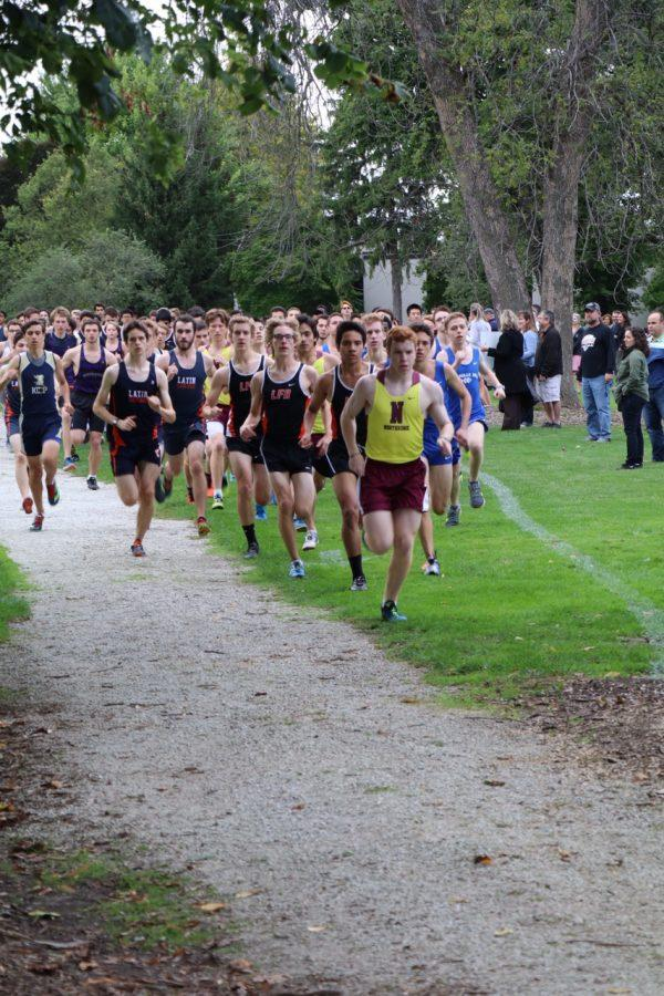 LFA Hosts Boys and Girls Cross Country Invitational