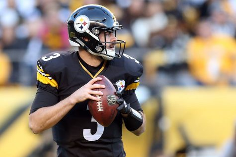 With Ben Roethlisberger out, Landry Jones must step up if the Steelers are going to upset the Patriots. Photo Courtesy of the Pittsburgh Post-Gazette.
