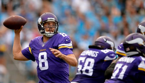 Sam Bradford looks to rebound after a rough outing last week against the Eagles.