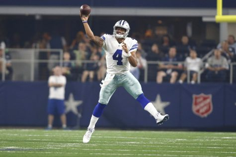 Amidst a quarterback controversy, Dak Prescott will be under the spotlight against a Steelers team whose record doesn't reflect their talent.
