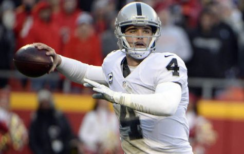 Derek Carr looks to continue his early season success when the Raiders face the Texans on Monday Night Football.