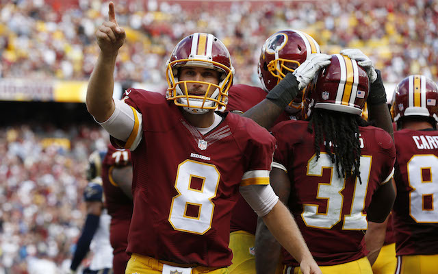 Last week Kirk Cousins threw for over 250 yards and 2 TDs against a very good Vikings secondary.  Cousins will look to continue his play against an inferior Packers defense.