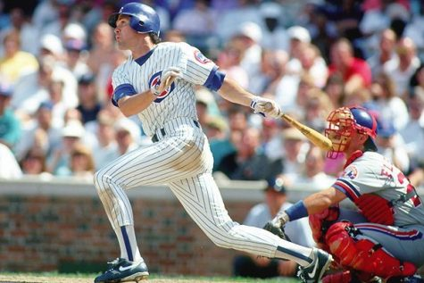 Ryne Sandberg and the rest of the Chicago Cubs were hoping that 1984 was going to be the year. Photo Courtesy of Bleacher Report.