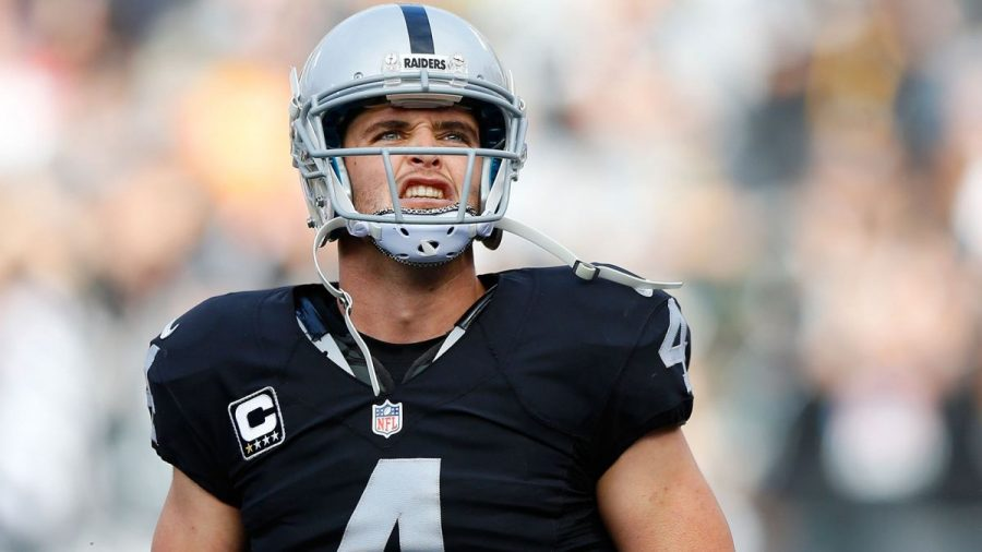 Derek+Carr+looks+to+get+a+signature+win+against+the+Chiefs+in+a+game+that+has+playoff+implications.