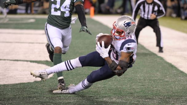 With Tom Brady's primary receivers injured, Malcolm Mitchell could see a lot of targets.