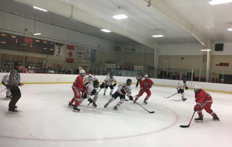 Boys Prep Hockey Plays 4 Games in 3 Days in Home Opening Weekend