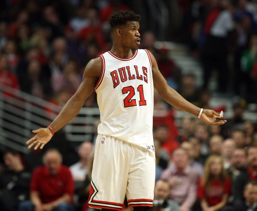 Chicago Bulls' All Star has been in trade rumors recently, despite his stellar play