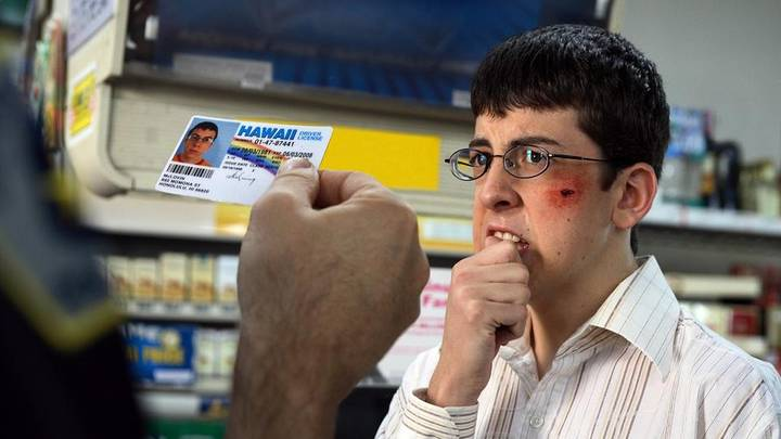SuperBad's 'McLovin' demonstrates why using a Fake is risky business.