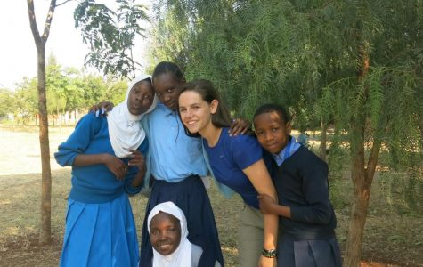 Lake Forest Academy Sophomore Aids in Education in Tanzania