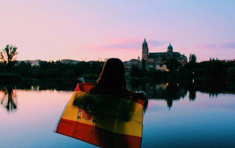 LFA Students Explore Spain