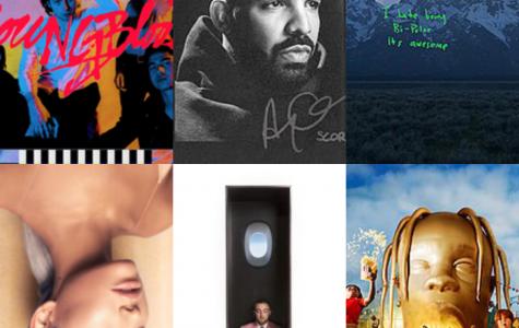 Summer Music Reviews: 2018