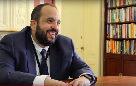 LFA's 30th Head of School: José de Jesús
