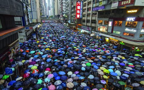 Protests and conflicts in Hong Kong: A fight to keep freedoms inside the special administration region