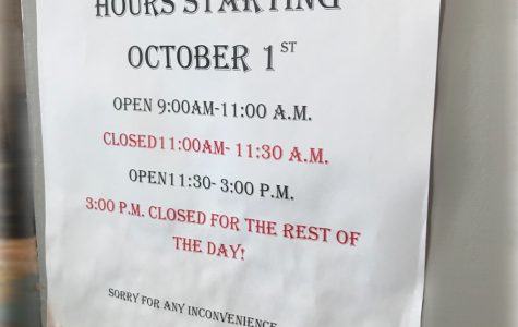 Sonia's Snack Bar changes hours
