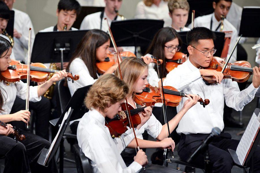 LFA gets a new orchestra teacher
