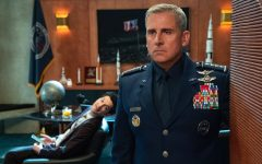 The new comedy Space Force, starring Steve Carell, will be released on Netflix in May.