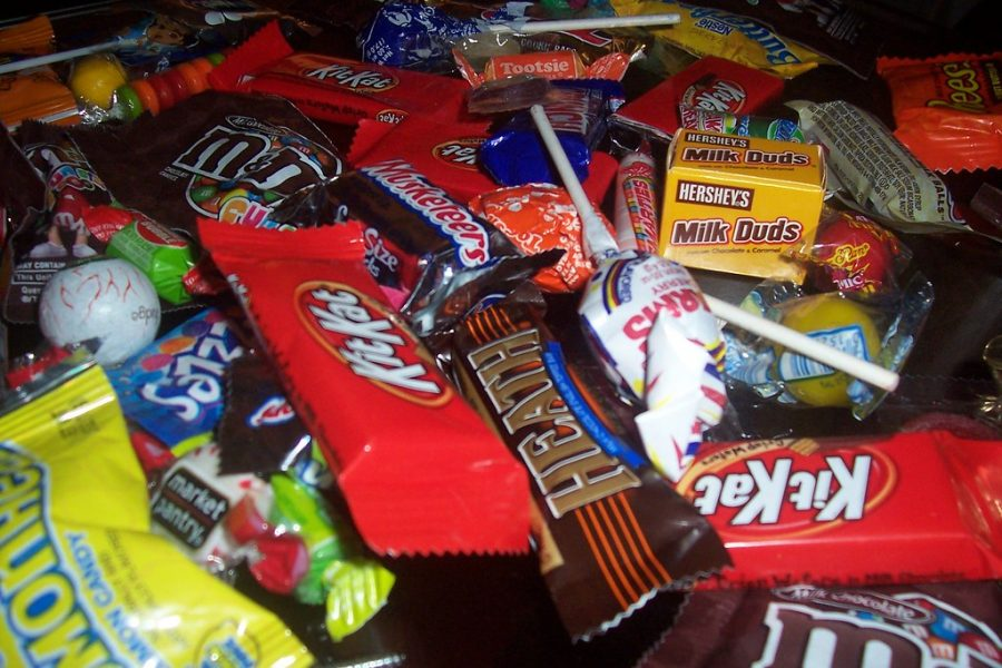 Ranking Halloween candy