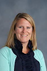 Meredith Norman is the new interim head coach of the LFA Field Hockey Team.