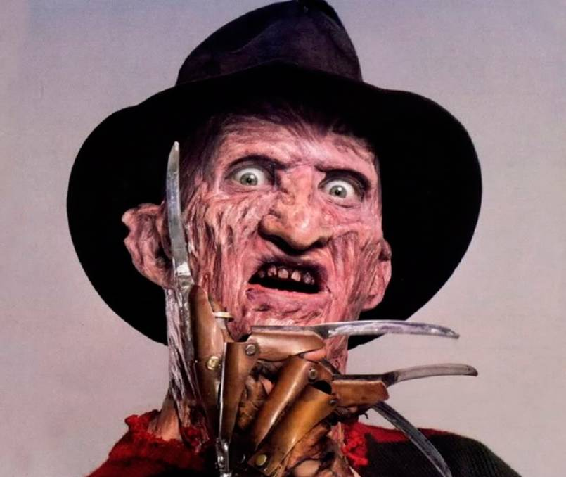 Even with knives for fingers, is Freddy Kreuger all that scary?