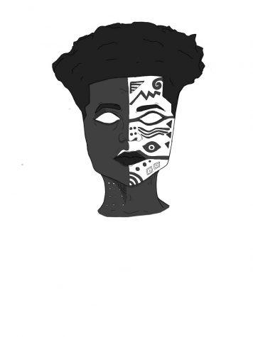 Sketch by Ramya Herman
