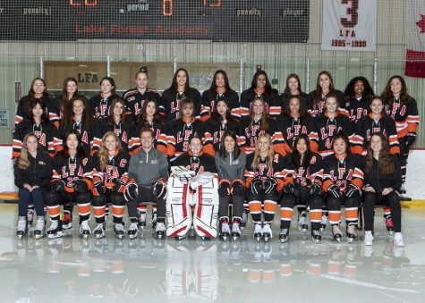 2019-2020 Girls Varsity Hockey
