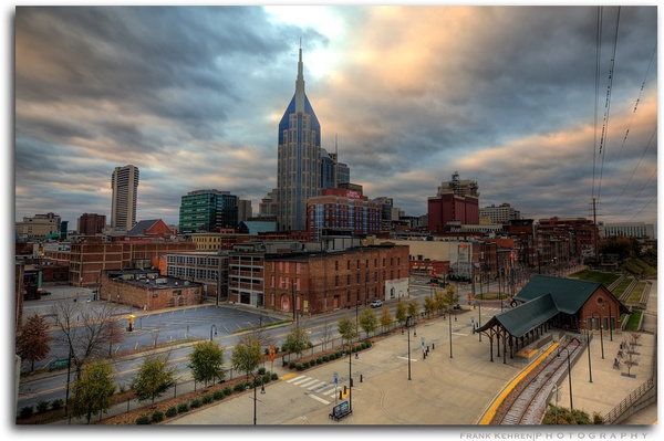 After the devastating bombing, the city of Nashville moves to rebuild both mentally and physically.