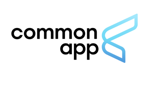 The logo for the Common App website