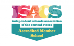 The Independent Schools Association of the Central States monitors independent schools of the Midwest.