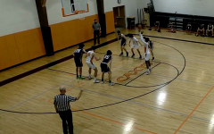 Darius Duff 22' Shooting Free Throws, against future ISL opponent North Shore Country Day.