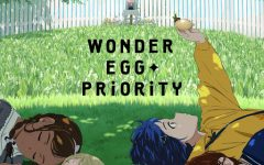 Wonder Egg Priority Promotional poster.