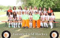 Lake Forest Academy's Varisty Field Hockey Team featuring new coach, Greta Kullby.