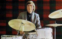 Charlie Watts Drumming