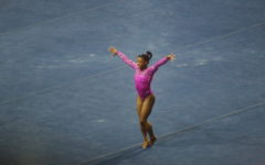 Simone Biles has won 32 Olympic and world championship medals.